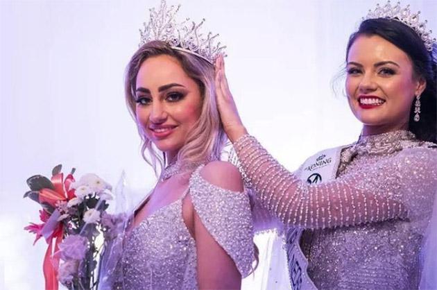 Hollanda'da Miss World Hollanda Güzeli seçilen Türk kızı Dilay, HOLLANDA POSTASI'na konuştu