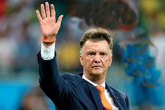 Hollanda'da üçüncü Louis van Gaal dönemi başladı
