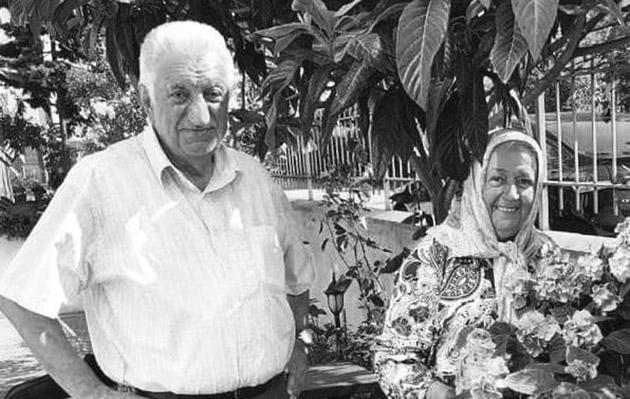 Bekir Cebeci'nin 52 yıllık hayat arkadaşı, hayata gözlerini yumdu
