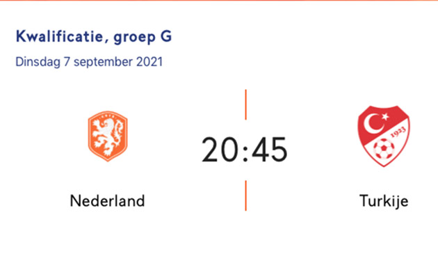 Hollanda - Türkiye maçının biletleri satışa sunuldu